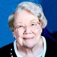 Muriel Hildred (Ekness) Huey