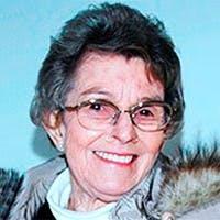 Margaret Ann 'Peggy' (Orr) Bjorback