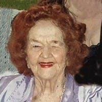 Marguerite Josephine (Monnie) Rieger