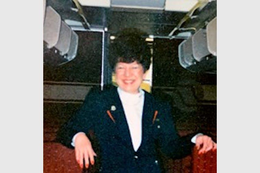 Elaine Bowers (Bowers) Wittman